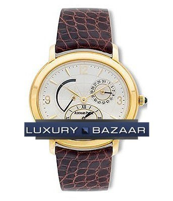 Millenary Automatic Power Reserve Dual Time 25778BA.OO.D001CR.01
