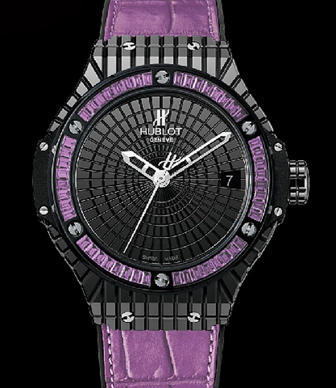 Big Bang Tutti Frutti Purple Caviar 346.CD.1800.LR.1905