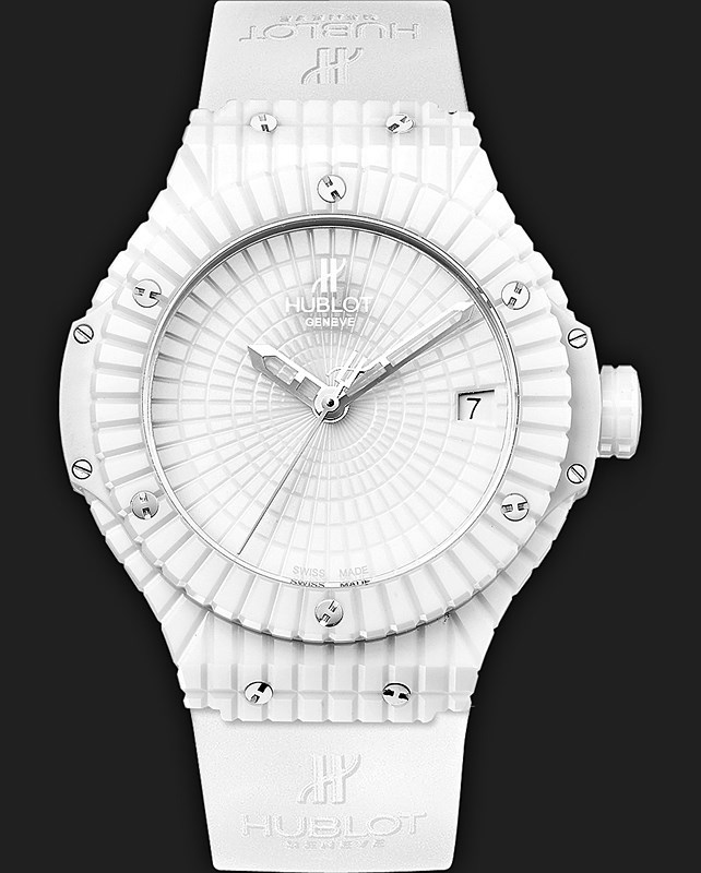 Big Bang White Caviar 346.HX.2800.RW