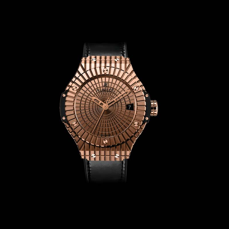 Big Bang Gold Caviar 41mm 346.PX.0880.VR