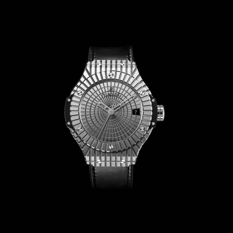 Big Bang Steel Caviar  41mm 346.SX.0870.VR