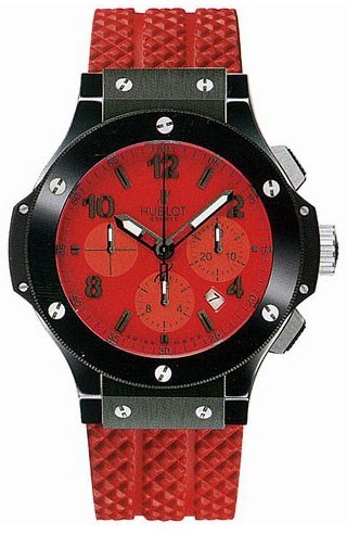 Big Bang Red Magic (Black Ceramic / Red / Rubber)