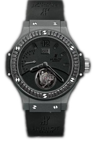 Big Bang All Black Tourbillon 302.CI.134.RX