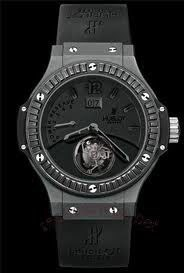 Big Bang Black Ceramic Tourbillon 302.CI.134.RX.190
