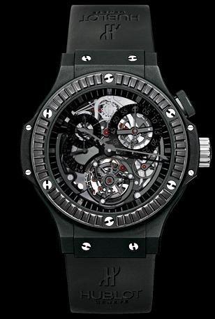 Bigger Bang All Black Carat 308.CI.134.RX.190