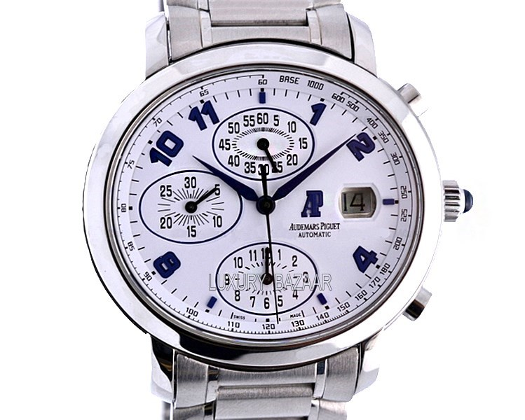 Millenary Chronograph 25897ST.OO.1136ST.01