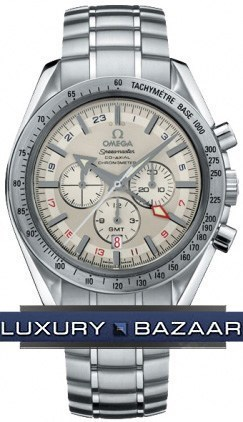 Speedmaster Broad Arrow GMT 3581.3