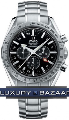 Speedmaster Broad Arrow GMT 3581.5