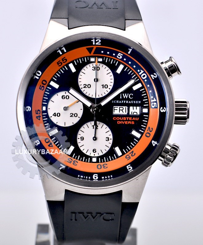 Aquatimer Chronograph Cousteau Divers 2007 IW378101