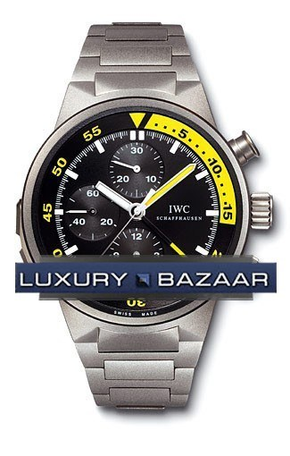 Aquatimer Split Minute Chronograph