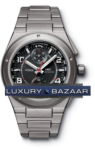 iwc ingenieur chronograph amg iw372503 luxury bazaar. Black Bedroom Furniture Sets. Home Design Ideas