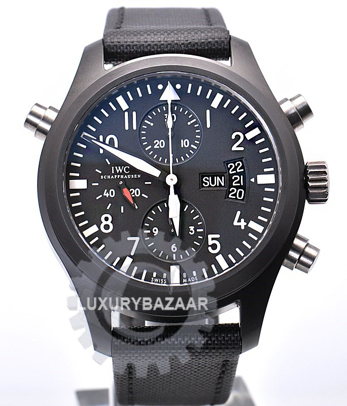 Pilot's Double Chronograph Limited IW378601