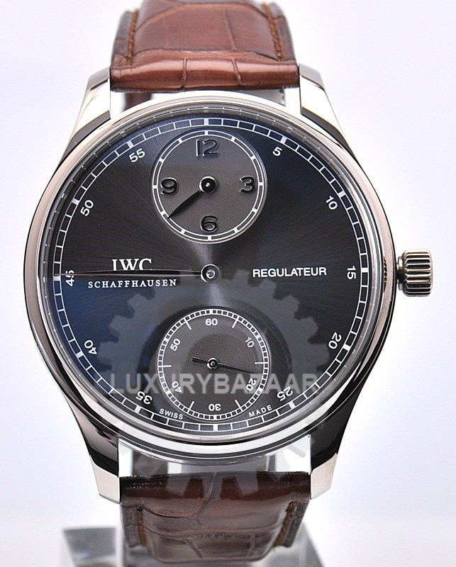Portuguese Regulateur IW544404