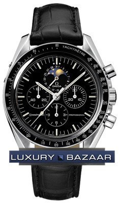Speedmaster Moon Phase 3876.50.31