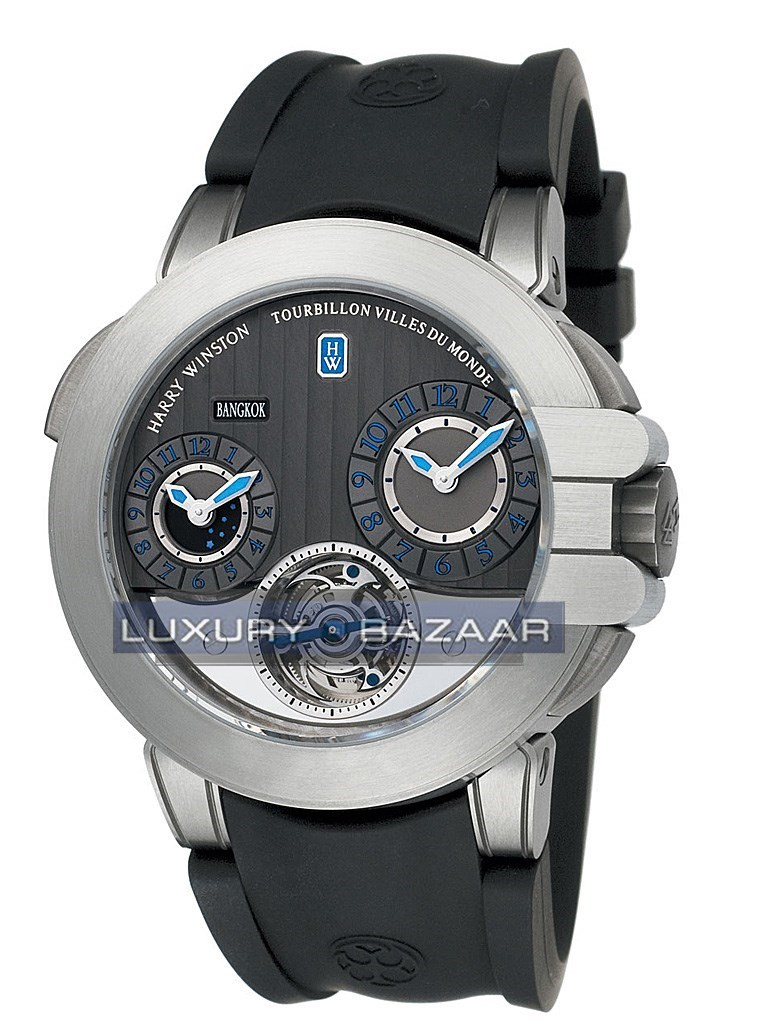 Harry Winston Project Z5 OCEATG45ZZ001
