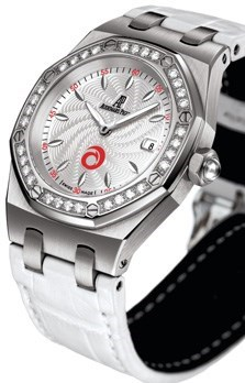 Royal Oak Ladies Alinghi Sertie 67611ST.ZZ.D012CR.01