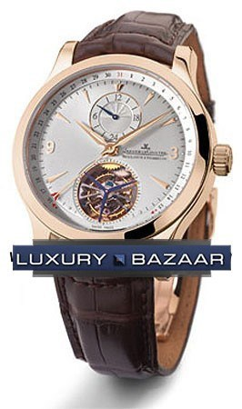 Master Tourbillon (Rose Gold)