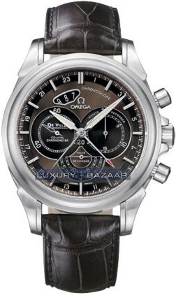 DeVille Co-Axial Chronoscope GMT 422.13.44.52.13.001