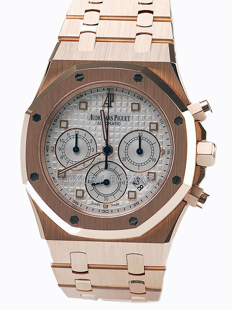 Royal Oak Chronograph 25960OR.OO.1185OR.01