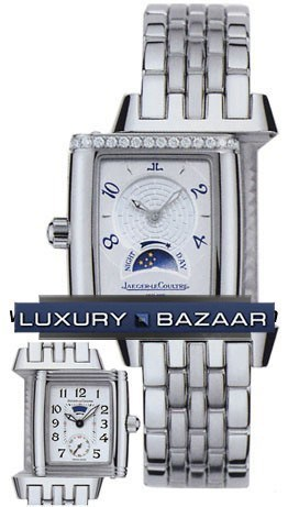 Reverso Gran Sport Ladies (SS / White / SS)