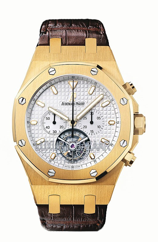 Royal Oak Chronograph Tourbillon 25977BA.OO.D088CR.01