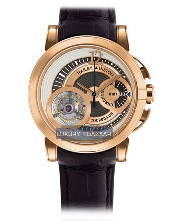 Midnight Tourbillon Chronograph MIDMTC42RR002