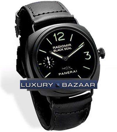 Radiomir Black Seal 45mm Ceramic PAM00292