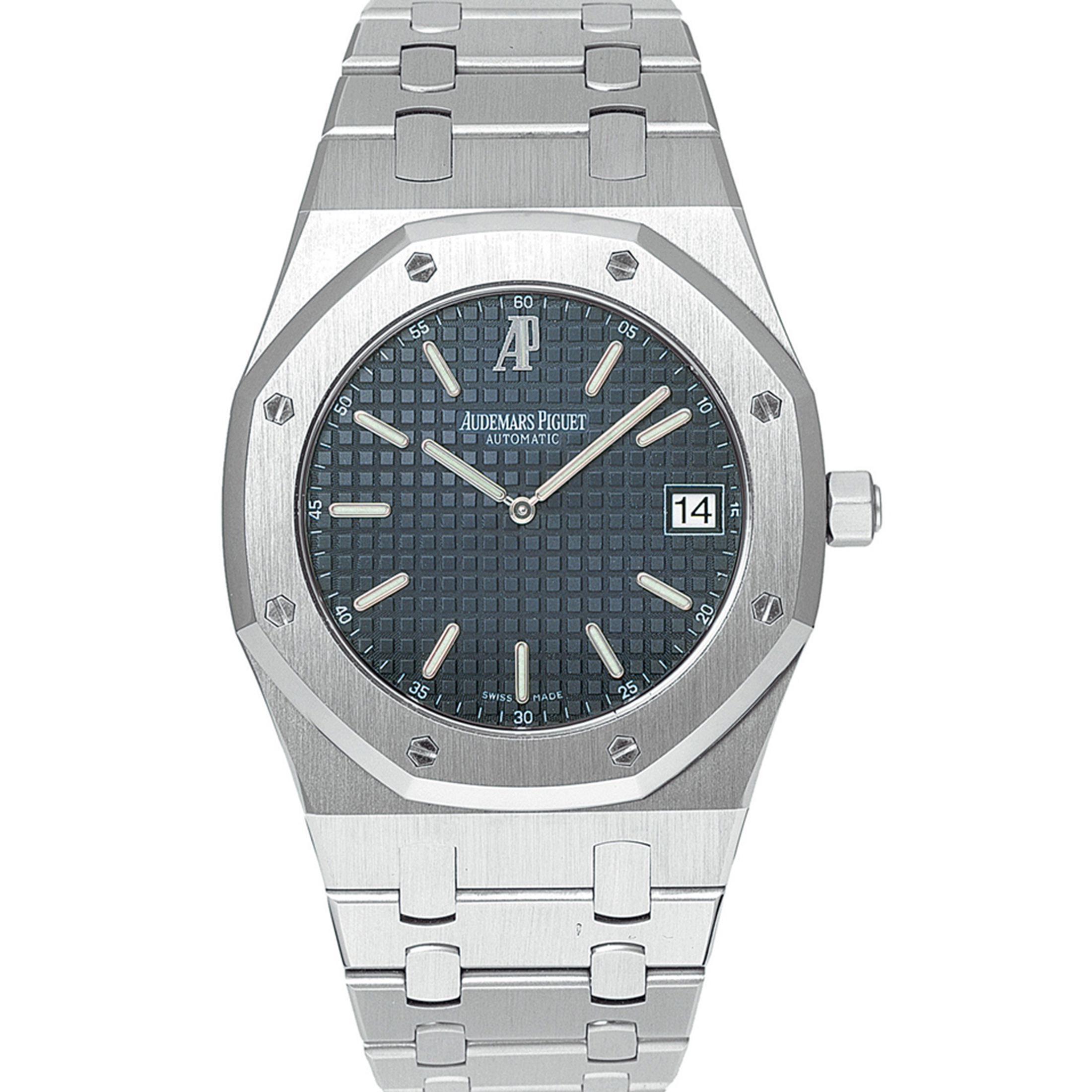 Royal Oak Date Jumbo 15202ST.OO.0944ST.02
