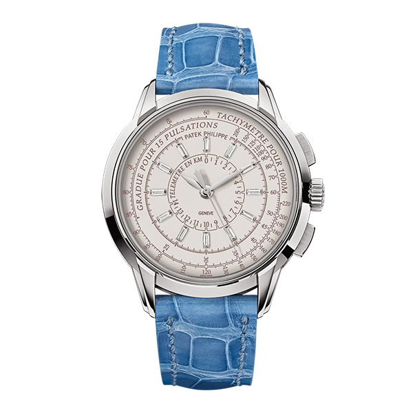 175th Anniversary Collection Multi-Scale Chronograph 4675G-001