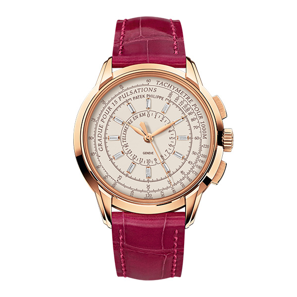 175th Anniversary Collection Multi-Scale Chronograph 4675R-001