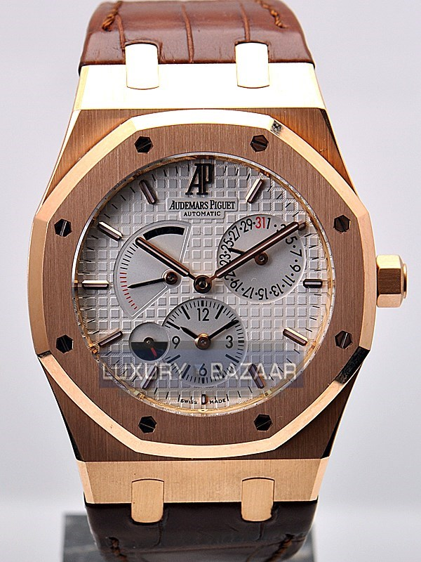 Royal Oak Dual Time 26120OR.OO.D088CR.01