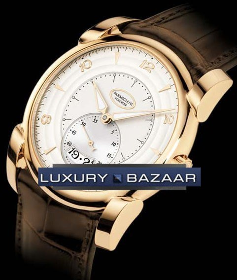 Kalpa Tonda Gold 42mm (RG / Silver / Leather)