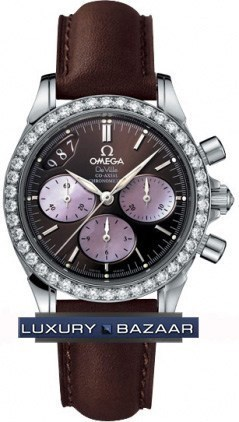 Co-Axial Automatic Chronometer Ladies 4877.60.37