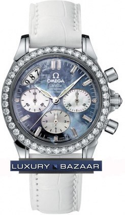 Co-Axial Automatic Chronometer Ladies 4877.72.36