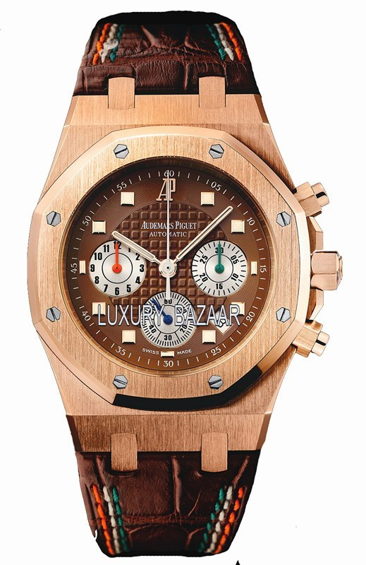 Royal Oak Chrono Sachin Tendulkar Limited Edition 26161OR.OO.D088CR.01
