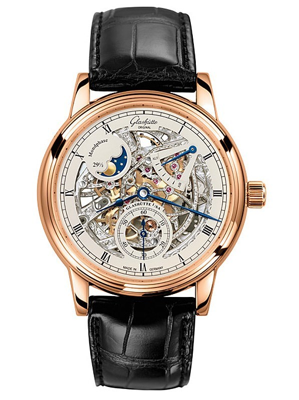 Senator Moon Phase Skeletonized Edition 49-13-15-15-04