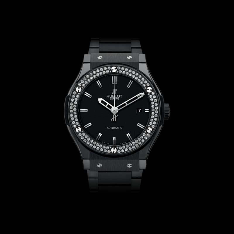 Classic Fusion Black Magic Diamonds 45mm 511.CM.1170.CM.1104