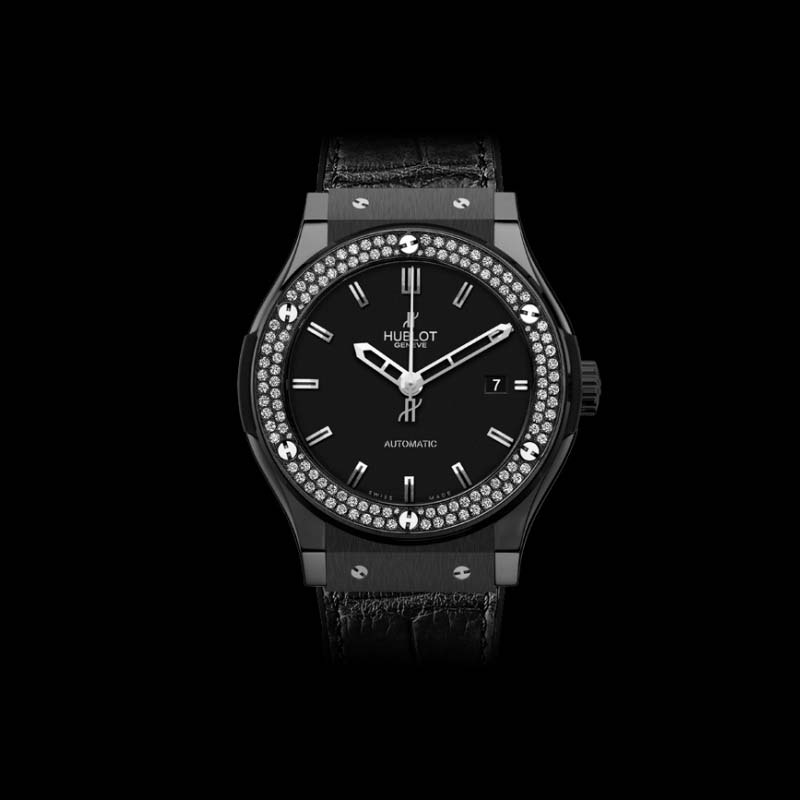 Classic Fusion Black Magic Diamonds 45mm 511.CM.1170.LR.1104
