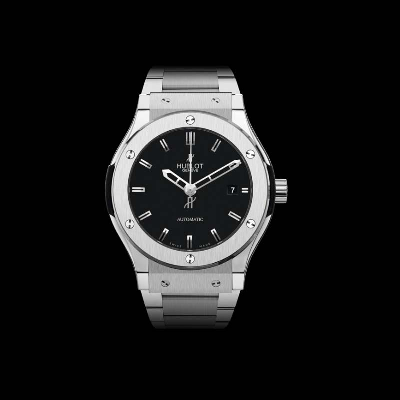 Classic Fusion Titanium Watch 45mm 511.NX.1170.NX