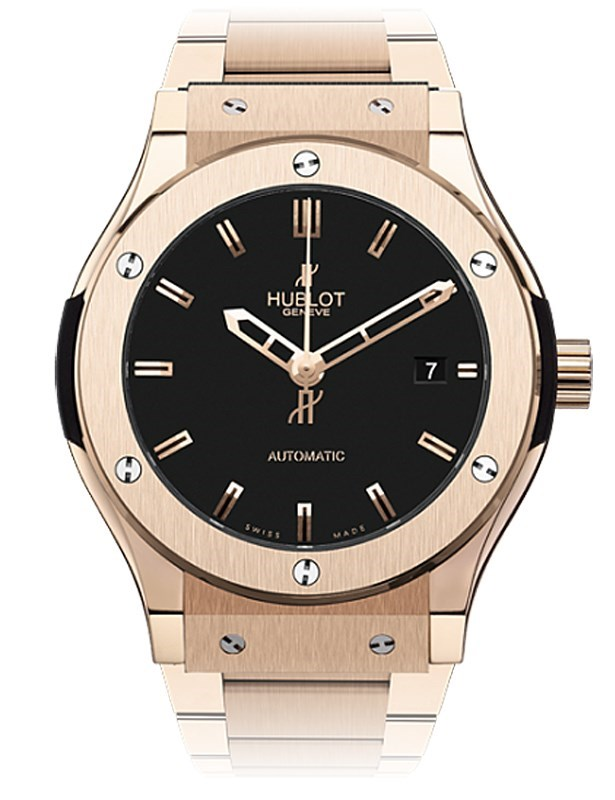 Classic Fusion King Gold Watch 45mm 511.OX.1180.OX