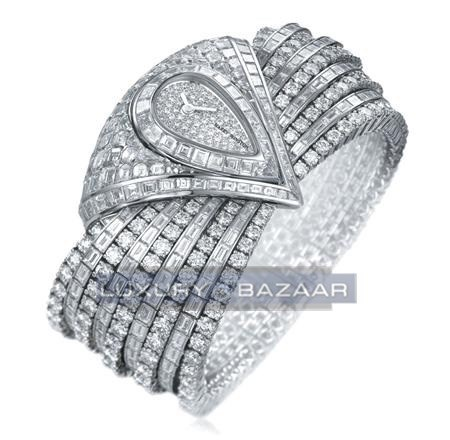 Harry Winston Jewels That Tell Time Duchesse HJTQHM00PP012