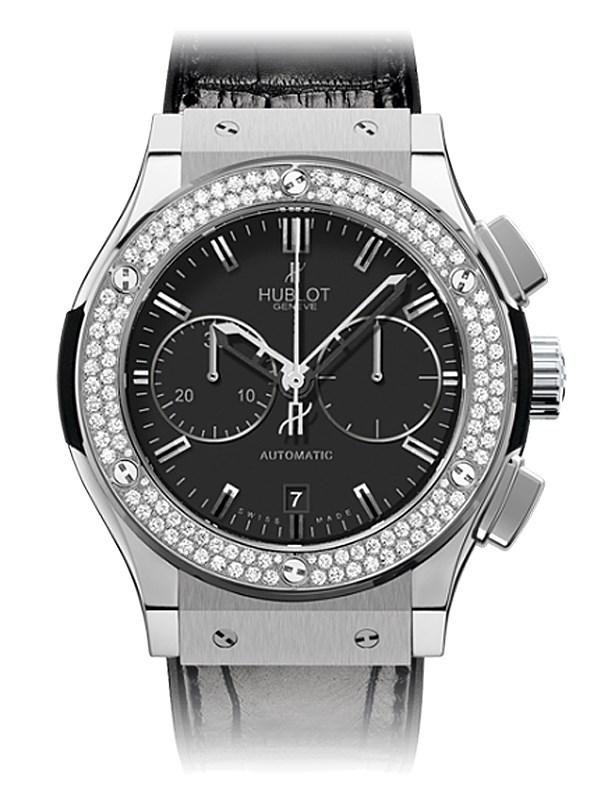Classic Fusion Titanium Diamonds 521.NX.1170.LR.1104