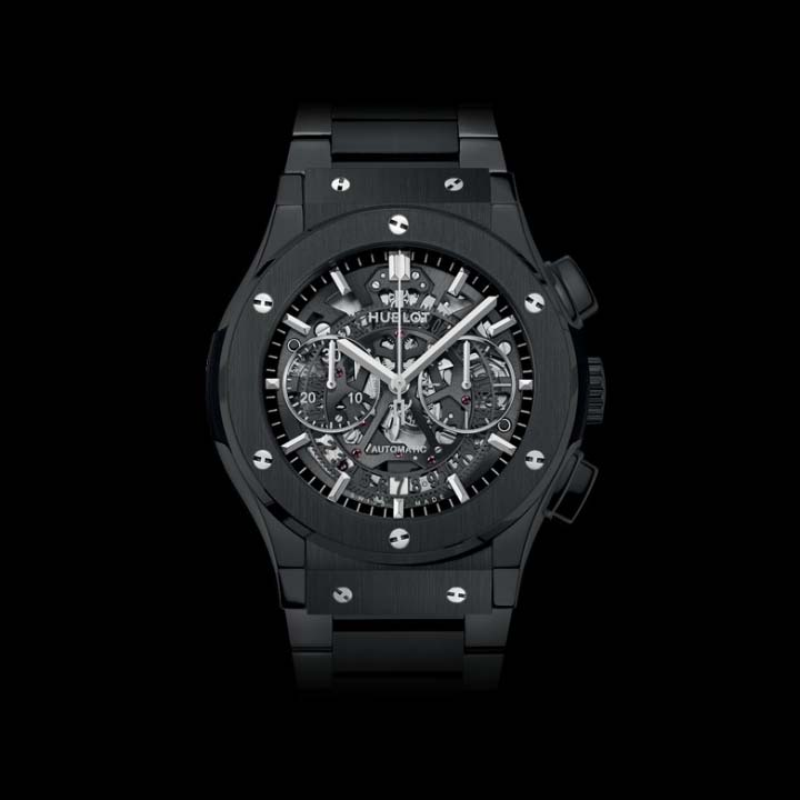 Classic Fusion Aero Chronograph Black Magic 45mm 525.CM.0170.CM