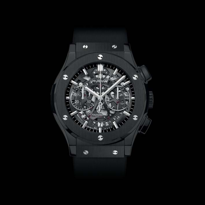 Classic Fusion Aero Chronograph Black Magic 45mm 525.CM.0170.RX