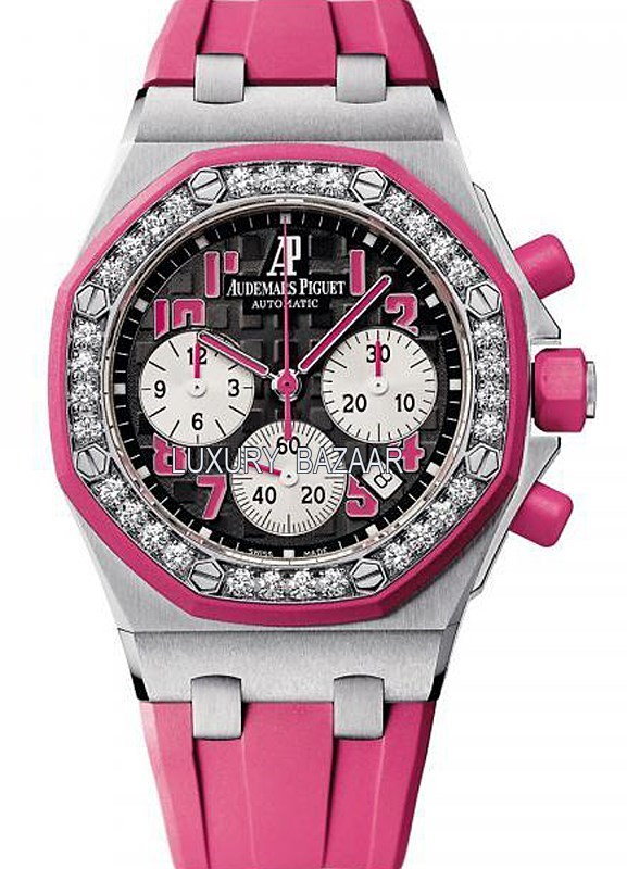 Royal Oak Offshore Ladycat Chrono 26266SK.ZZ.D069CA.01