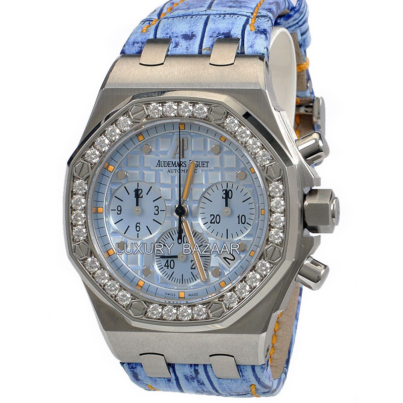 Royal Oak Offshore Lady Jeans Limited 26113ST.ZZ.D030CR.01