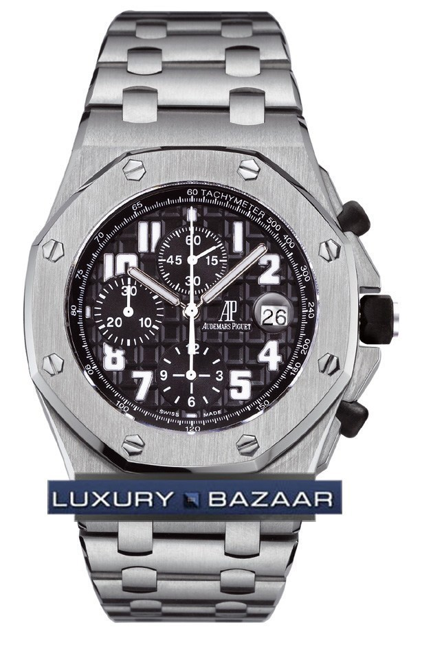 Royal Oak Offshore Chrono 25721TI.OO.1000TI.06.A