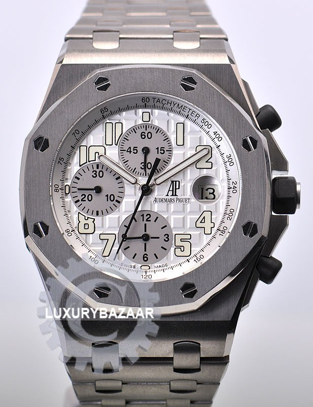 Royal Oak Offshore Chrono 25721TI.OO.1000TI.05