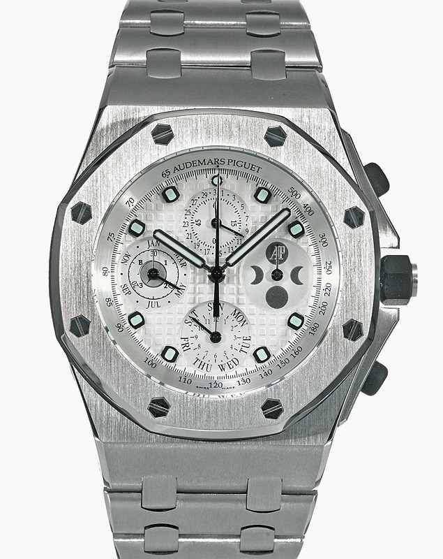 Royal Oak Offshore Perpetual Chronograph 25854TI.OO.1150TI.01