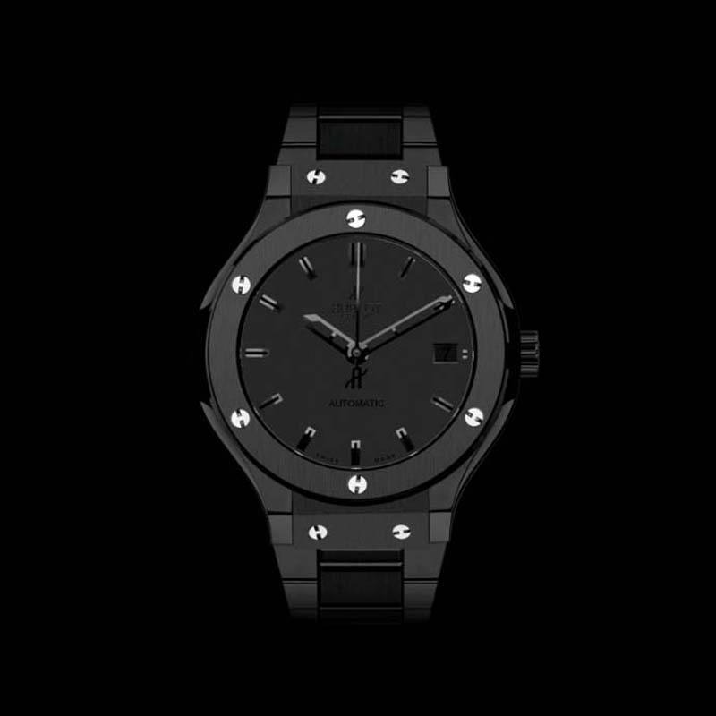 Classic Fusion All Black 38mm 565.CM.1110.CM